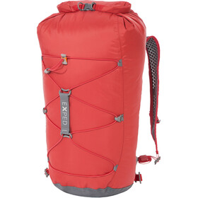 Exped Cloudburst 25 Backpack ruby red-ruby red